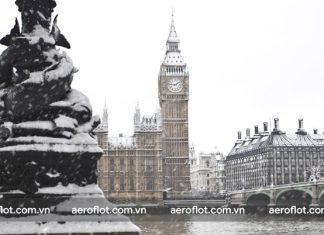 Lạc vào miền cổ tích của mùa Đông tại London
