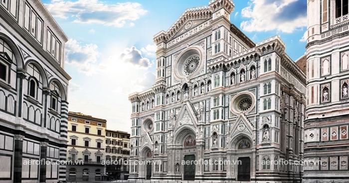 Nhà thờ Florence Cathedral – biểu tượng nước Ý