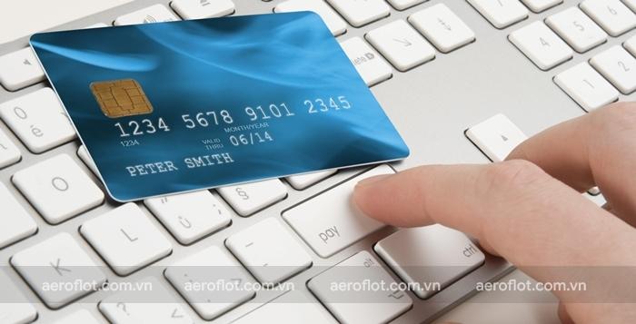 Thanh toán bằng cách chuyển khoản qua tài khoản ngân hàng